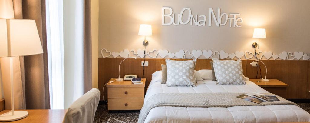 Double Room at Hotel Tigullio - Lavagna Italian Riviera